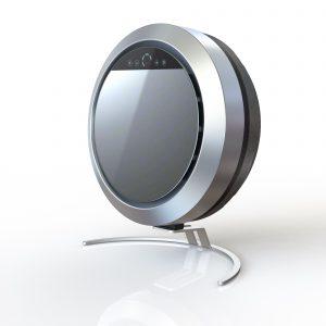 Uniq-ilmanpuhdistin - harmaa lasi - UniqAir